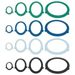 Kc inzetringen maat 4 kleur groen 79173 - Tapijt voor toiletpapier ...