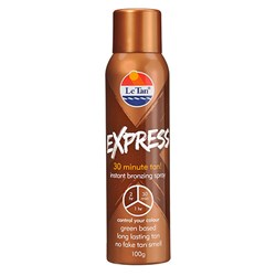 Le Tan Express Spray 100gr spray