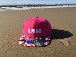FLM GO Embroidered Cap