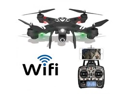 Q303-B Spaceship met gestabiliseerde HD camera en WiFi FPV