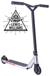 Crisp Lewis Williams Replica - Raw / Black