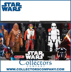 Star Wars the Force Awakens poppenset - Target Exclusive