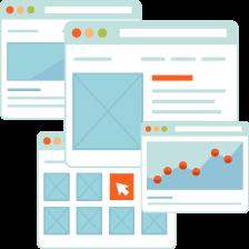 Vormgeving webshop