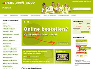 Webwinkel PLUS