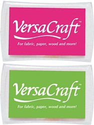 VERSA CRAFT Cherry Pink / Spring Green