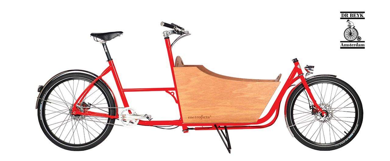 Metrofiets Red