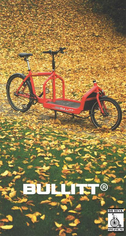 Bullitt cargo-bike colection 2013 van DrBeykOnline