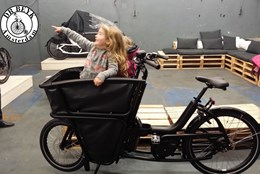 Urban Arrow Shorty De Bakkersfiets Anno 2017