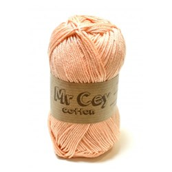 Mr. Cey Cotton Apricot