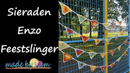 Feest slinger Made by Siem