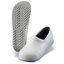 Witte Werkschoenen.Werkschoenen