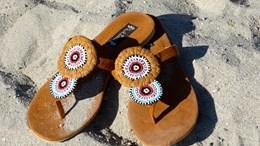 Hotlava Slippers Two Stone Native