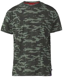 CAMOUFLAGE T-SHIRT (D-555)