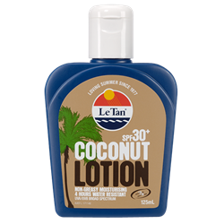 Le Tan Coconut SPF 30 125ml flacon
