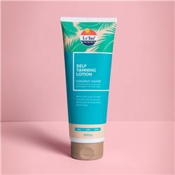 Le Tan COCONUT WATER SELF TANNING LOTION