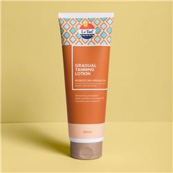 Le Tan MOROCCAN ARGAN OIL GRADUAL TANNING LOTION