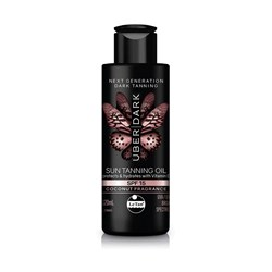 Le Tan Uber Dark SPF15 Sun Tanning Oil 120mL