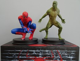 Spider-Man vs The Lizard 2012