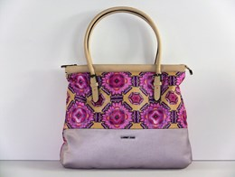 Laurent David Shopper lila Mardi