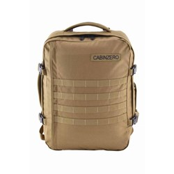 Cabinzero CZ181 Military 36L Ultralight Cabin Bag Desert Sand
