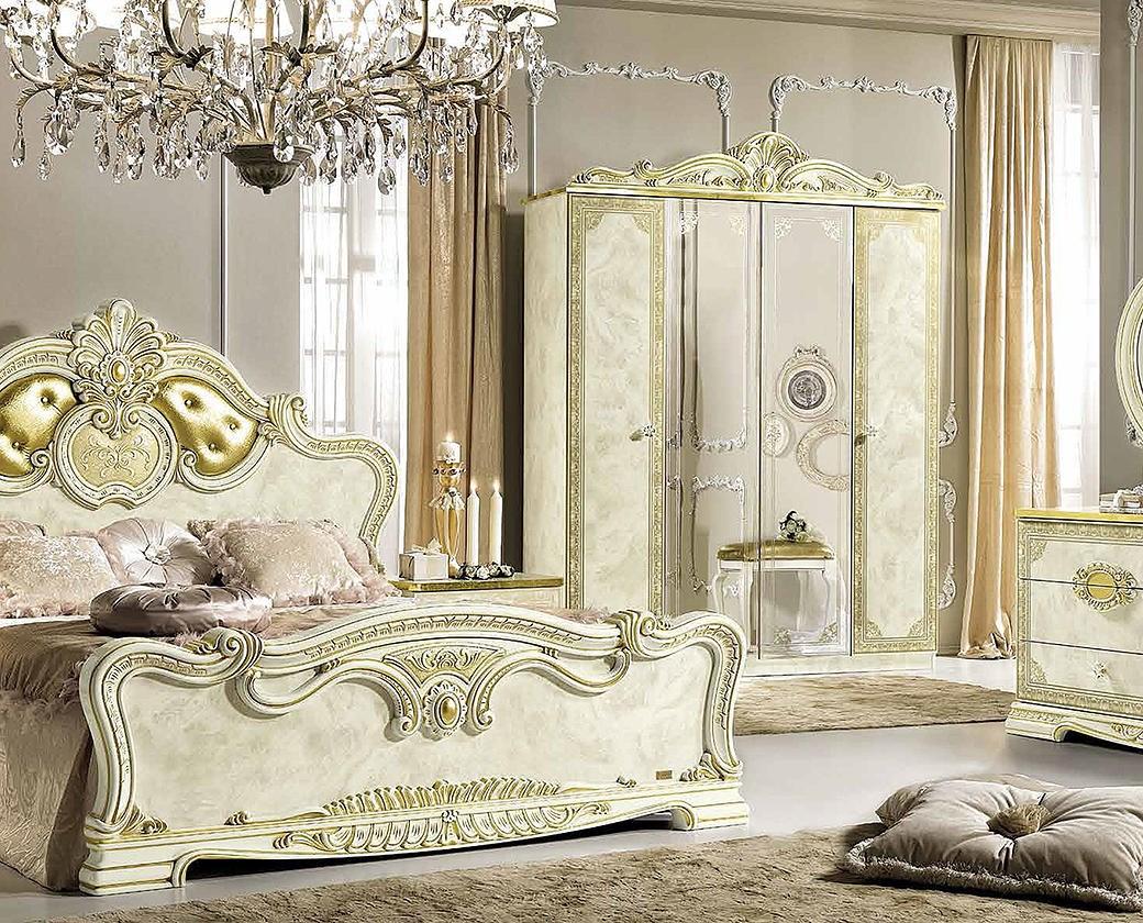 Italiaanse Slaapkamer Meubels : Klassieke slaapkamers