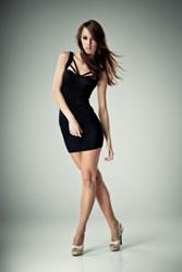Zwart Jurkje Kort.Zwart Kort Design Jurkje Online Bestellen Lilly S Fashion