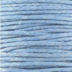 Light-Sapphire Blue - Waxkoord | Webshop Danielle Forrer