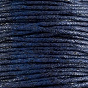 Midnight Blue - Waxkoord | Webshop Danielle Forrer