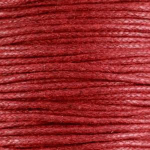 Ruby-Red - Waxkoord | Webshop Danielle Forrer