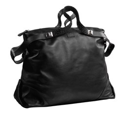 TRAVEL BIG BAG BLACK