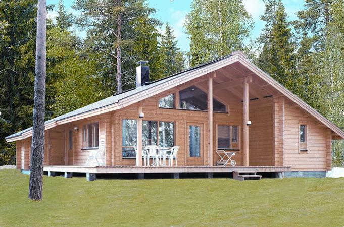 маленькие финские дома цены под ключ