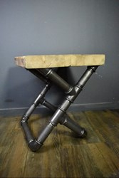industrial kids stool