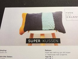 Kussen Super Must Have