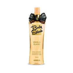 Body Splash Vanilla Island (185 ML)