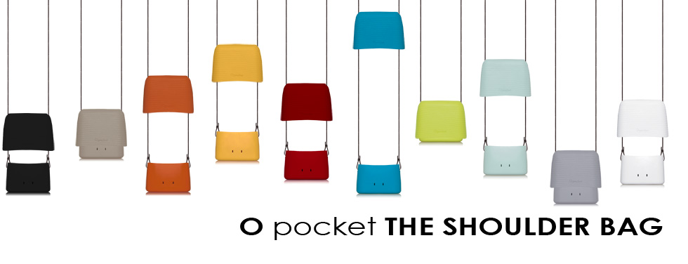 O pocket: The Shoulder Bag