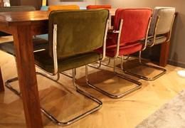 Buisframe stoel