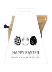 Coffeebrewer - Happy Easter - koffie