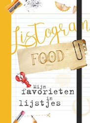 Listogram - Food boek
