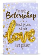 Love ballon - Beterschap