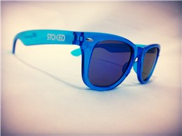 Stoked Sungrinder Blue