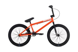 Sunday BMX blueprint - orange
