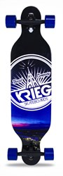 Krieg Skateboards Nightlife - complete
