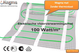Magma 100W/m² zonder thermostaat