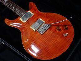 PRS Paul Reed Smith Santana 3 Orange 10 Top with Papers & Case