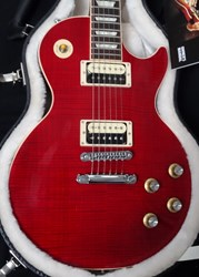 Gibson Les Paul Standard Slash 2013 Corsa Rosso Limited Edition of 1200