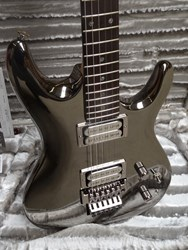 Ibanez JS 2 PRM Joe Satriani Chromeboy Only 60 Made With Original Case & Papers