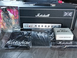 Marshall AFD100 Slash Signature Appetite For Destruction 100W Tube Guitar Head NEW Unplayed 1 Owner