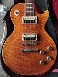 Gibson Les Paul Standard Slash AFD VOS Custom Shop Appetite For Destruction Wild Flames & Light