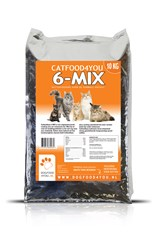 Catfood4you 6-Mix Kattenvoer (10 kg)