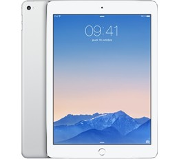 APPLE iPad Air 2 WiFi + 4G 16 GB Zilver refurbished